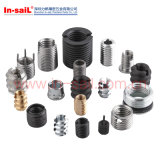 Precision Thread Slotted Insert Nuts