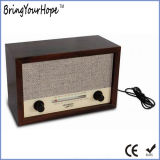 Portable Retro Wood FM/Am Radio (XH-FM-010)