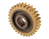 Copper Worm Gear with The Iron Core