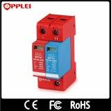 IEC Red/White Npe 40ka AC Lightning Surge Arrester