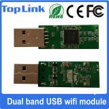 Top-4b Ralink Rt5572 802.11A/B/G/N 300Mbps USB Wireless WiFi Adapter