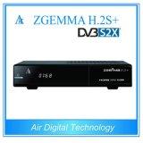 2017 New Decoder Zgemma H. 2s Plus with Triple Tuner DVB-S2+DVB-S2/S2X/T2/C Dual Core HD Satellite Receiver