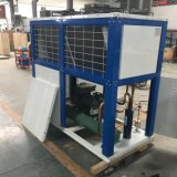 Low Temperature for V Type Box Refrigeration Condensing Units Compressed