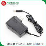 UL FCC DOE Level VI Approved 12V1a AC DC Adapter