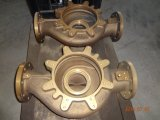 CNC Machined Bronze Pump Body by Drawings