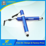 Cheap Custom Printing Logo Banner Pen with Touch Pen for Promotion Gift (XF-PM01)