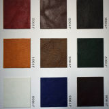 High Quality PU Leather for Shoes or Bags (HTS024)