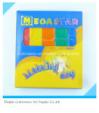 500g 5PCS Modeling Clay for DIY and Creative