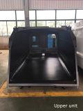 Customized Garbage Bin for 6.5m3 Garbage Truck
