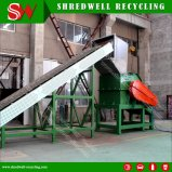 Scrap Metal Crusher with Large Capacity to Recycle Waste Metal/Aluminum
