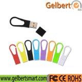 Best Price Mini Plastic Hook USB Flash Drive for Gift
