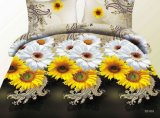 High Quality 100% Cotton 3D Bed Sheets