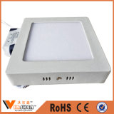 Modern LED Shower Panel Surface Mouted Glass LED Ceiling Lamp