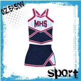 2017 New Designs Custom Girls Cheerleading Apparel (CL002)