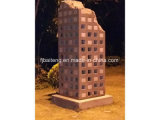 Natural Stone Carving Crafts for Outdoor Decoration