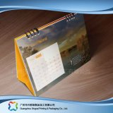 Creative Desktop Calendar for Office Supply/ Decoration/ Gift (xc-stc-007A)