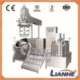 Vacuum Paste Cream Emulsifying Agitator with High Shear Homogenizer
