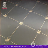Manufacture Wall Decoration Stainless Steel Price