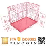 Color Iron Pet Cage Factory Directly