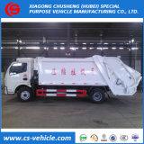 New Design Compressor Garbage Truck for Sale
