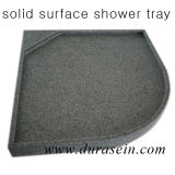 Anti Slip Pure Acrylic Solid Surface Shower Tray