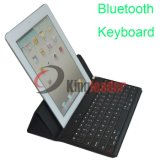 Bluetooth Leather Case Keyboard for iPad 1/2/3 - (KL-BK09)