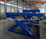Stationary Hydraulic Mechanical Scissor Lift Table (SJG)