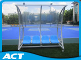 Popular Team Shelter for Coach Staff Dugout for Soccer Players
