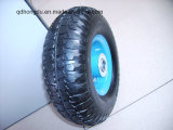 Hot Sale Qingdao Produce High Quality Cheap Rubber Solid Wheel