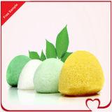 Cellulose Sponge 100% Natural Konjac Fibre Sponge Facial Cleansing Sponge