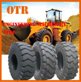 Engineering Machinery Tyre, E-3/L-3 Tyre, Bias OTR Tyre