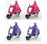 Good Quality Easy Carrying Rain Poncho for Motorcycling