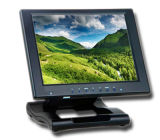 "10"" High Resolution Touchscreen VGA Monitor for Kiosk Industiy Application"