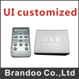 Factory Selling 64GB SD DVR, Support Alarm I/O