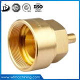 Male Female Connector Precision CNC Machining 5/4/3 Axis Aluminum/Steel/Brass Parts