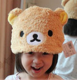 Warm Soft Cute Funny Plush Animal Party Hat
