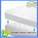 Queens Size Hypoallergenic Quilted Stretch-to-Fit Mattress Pad