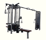 Fitness Equipment / Gym Equipment / Five Station Multi Jungle (SA26)