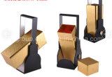 Stylish Design One-Bottle PU Leather Wine Holder