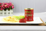 Canned Tomato Paste (70g, 210g, 400g, 2200g)