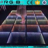 3D Mouth Mirror LED Dance Floor Tile