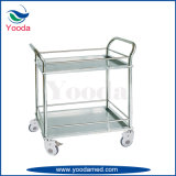 High Quality Stainless Steel Treatment Trolley