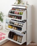 New Style Metal Shoe Ark Shoebox Shoe Cabinet