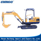 CE EPA Approved Cheap Track Excavator for Sale