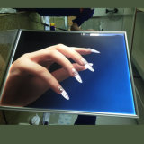 LED Curved Frame Aluminum Snap Frame Slim Light Box