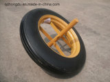 Heavy Duty Solid Rubber Wheel for Wheel Barrow