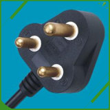 Germany Type Brazil Power Cord Extension