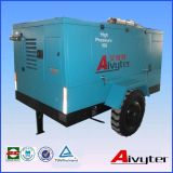 Portable Cummins Diesel Power Screw Air Compressor for Well Drill Rig