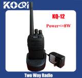 Kq-12 UHF 400-470MHz Long Range Ham Radio Transmitter