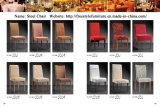 Banquet Chair / Hotel Chair / Hotel Furniture